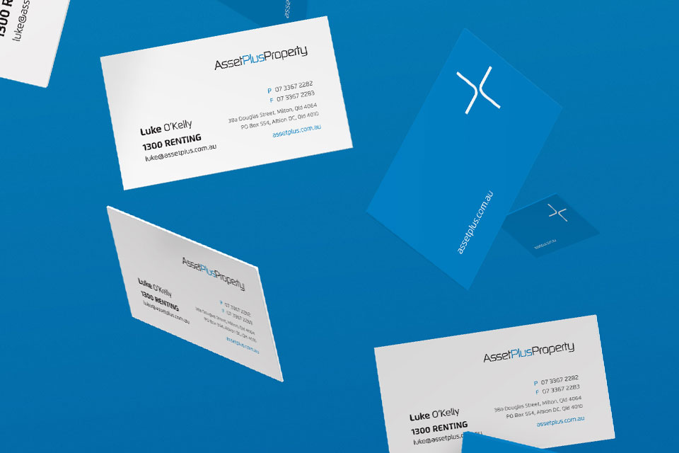 Asset-Plus-Property-Business-Card-Design