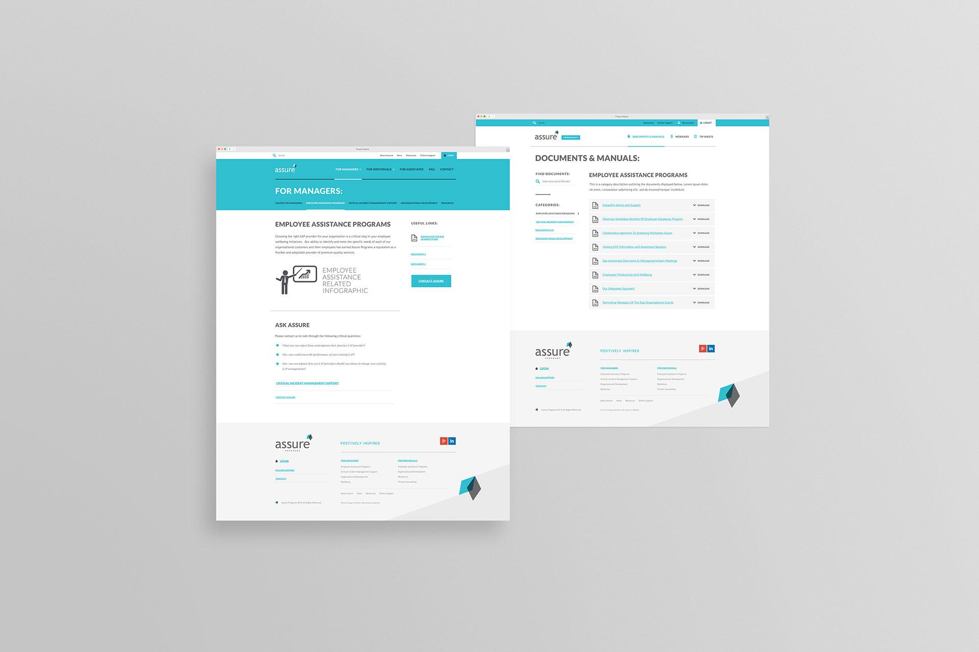 Assure-Programs-Website-Client-Backend