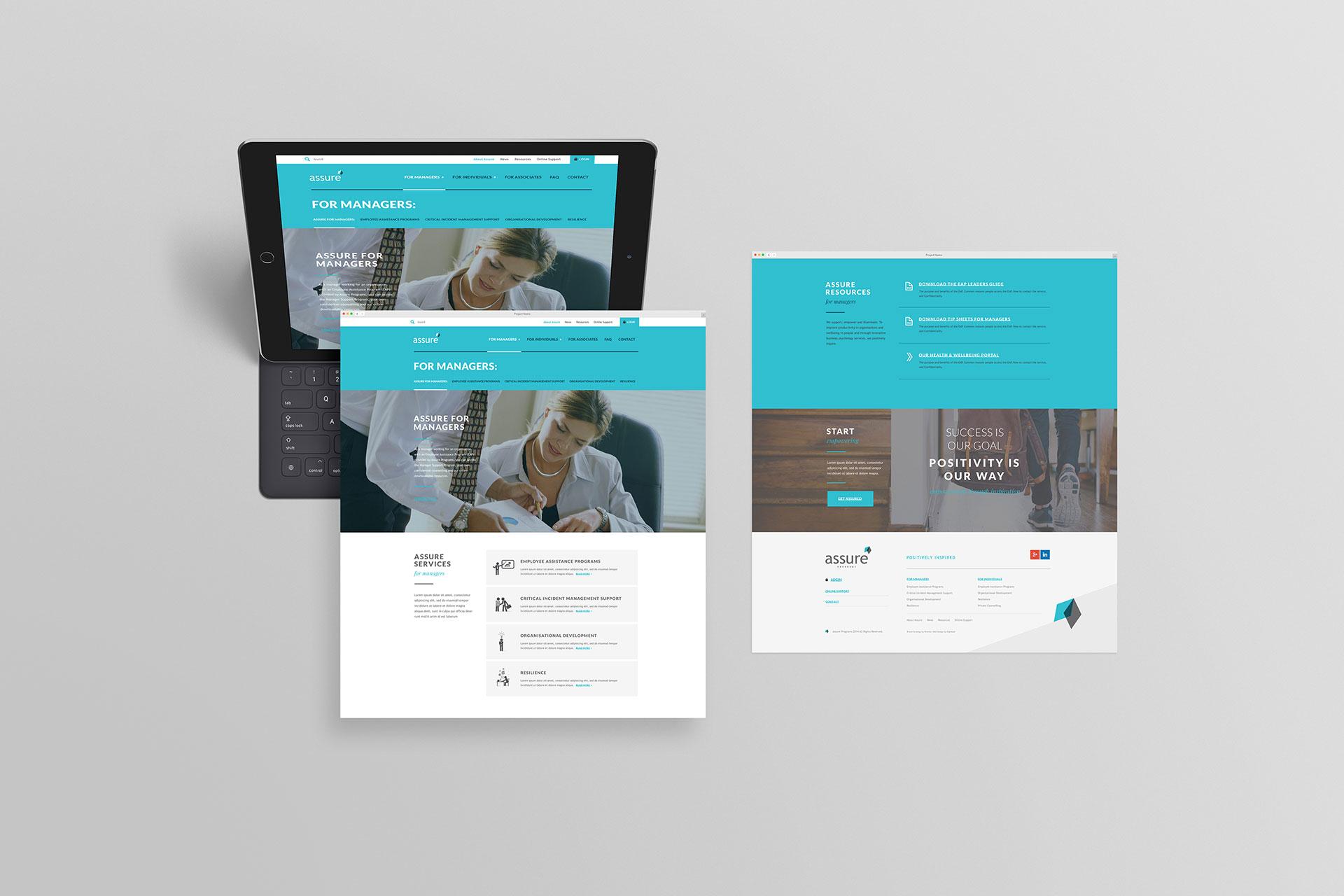 Assure-Programs-Website-Pages