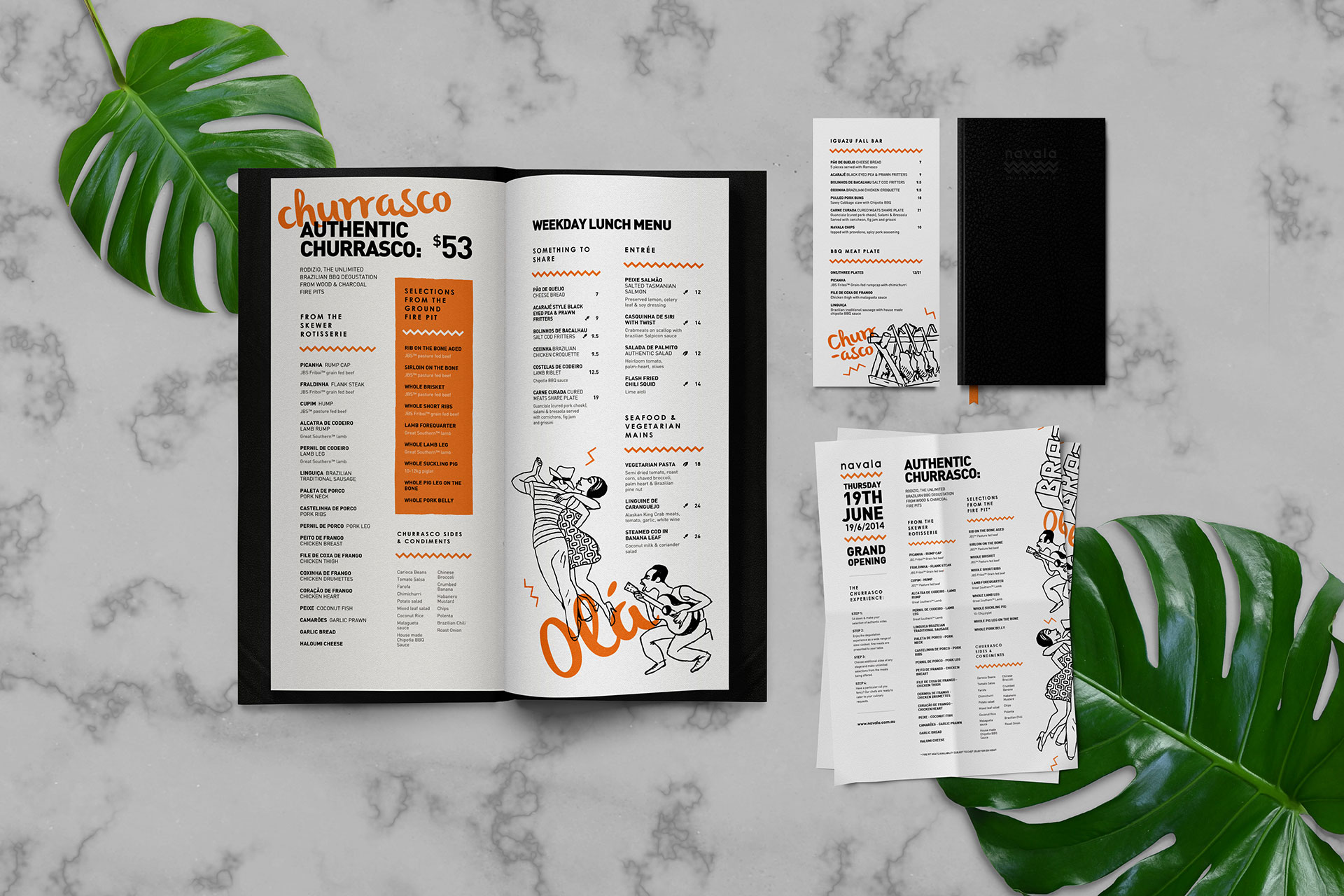 Navala-Menu-Designs