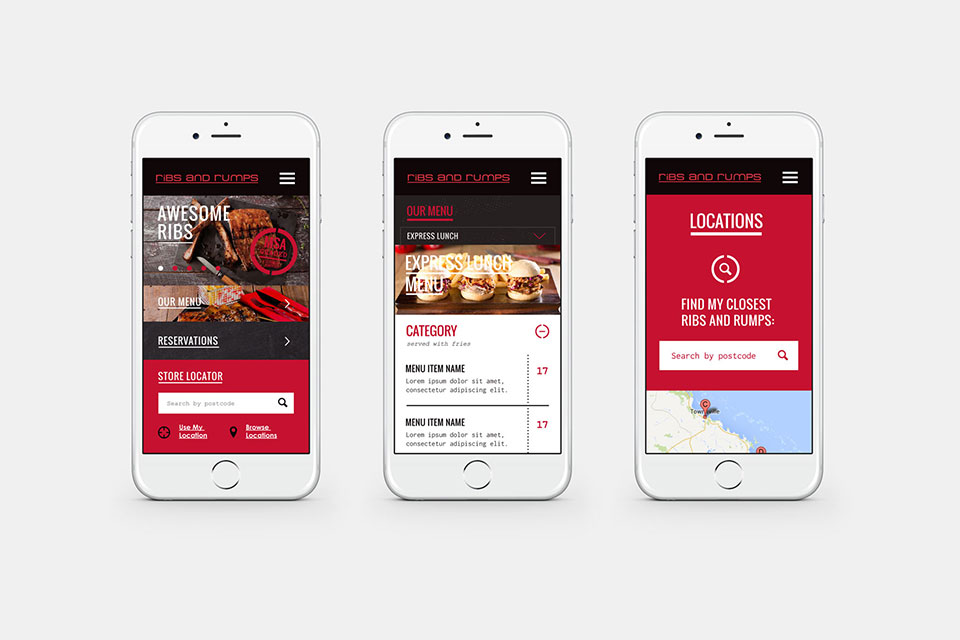 Ribs-n-Rumps-Website-Mobile-Page-Design