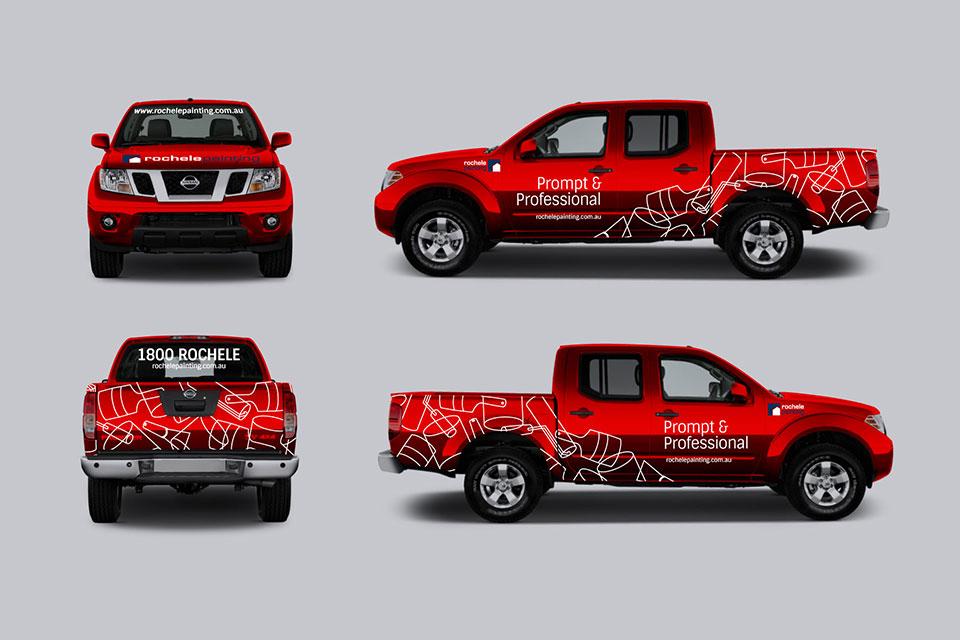 Rochele-Painting-Vehicle-Design