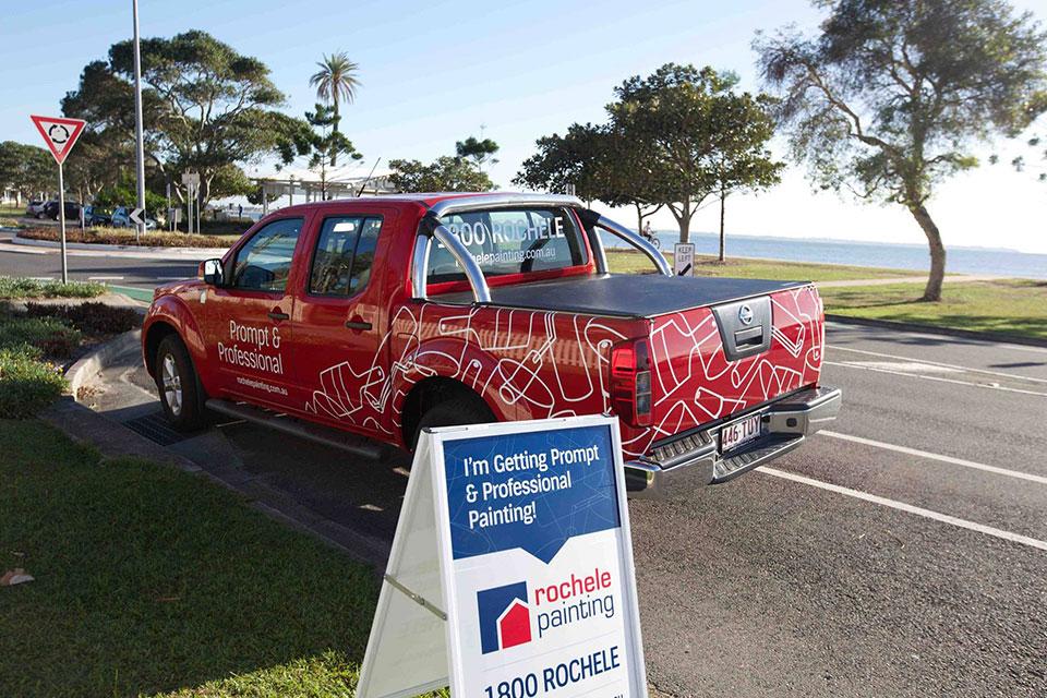 Rochele-Painting-Vehicles-Signage-Design