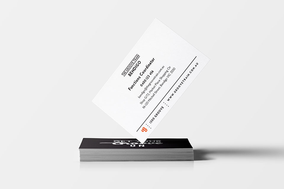 The-Groove-Train-Business-Card-Design