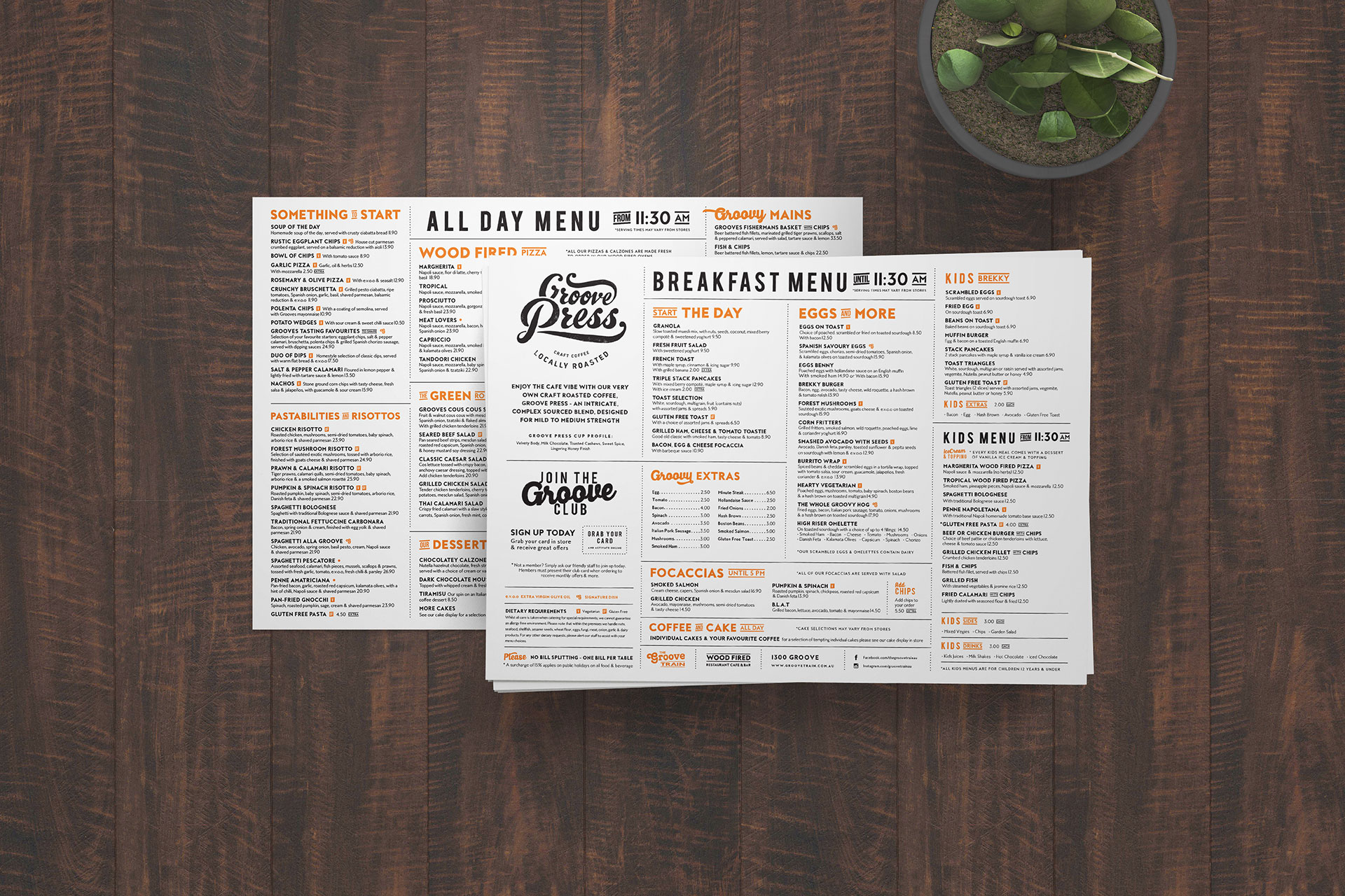 The-Groove-Train-Menu-Design